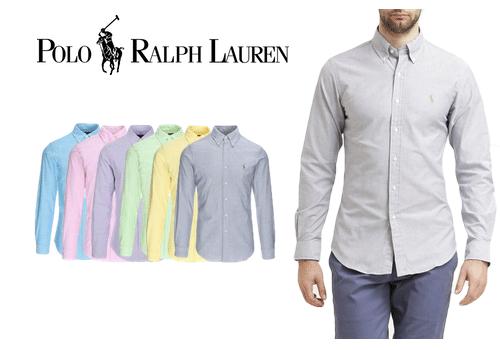 Polo Ralph Lauren Stretch Slimfit Skjorte Mænd